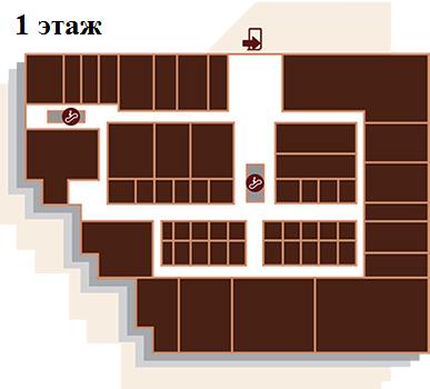Ханой 1 этаж