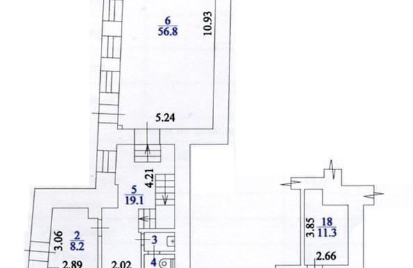 1ый этаж067